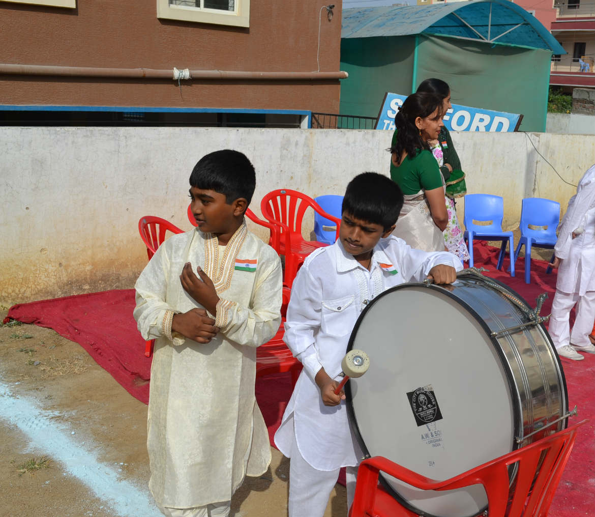 cultural programs at sandord global school